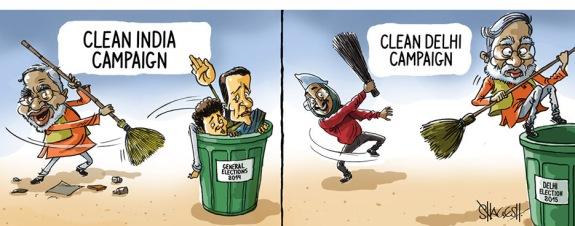 Delhi Polls 2